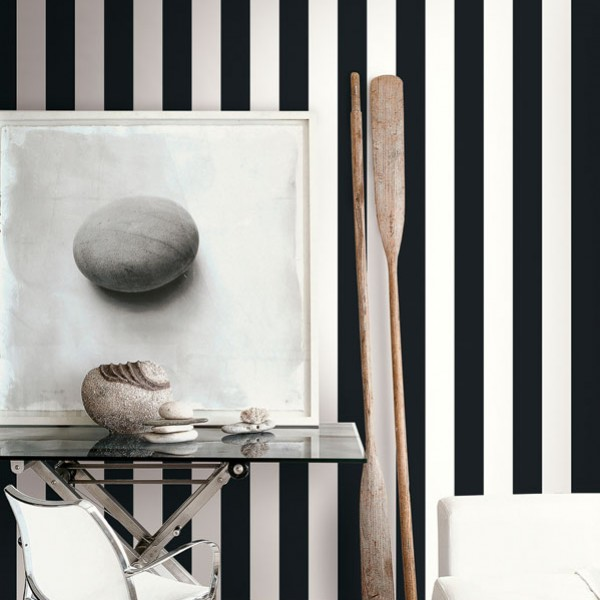 Striped wallcoverings Mollie-156363