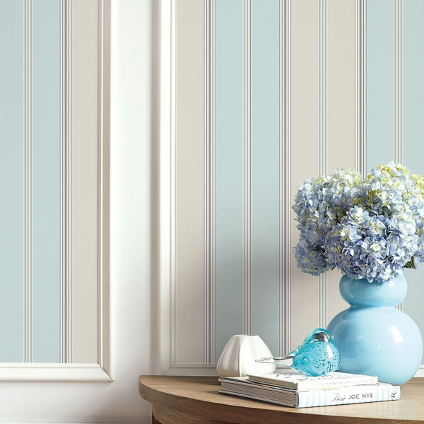 Striped wallcoverings Barbara Stripe-111933
