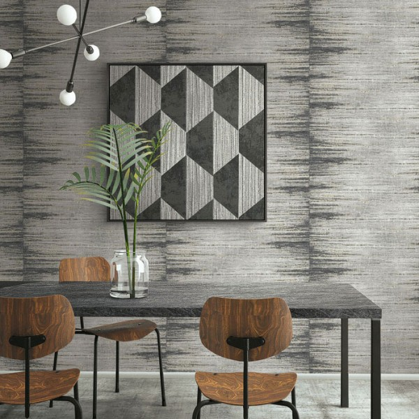 Modern wallpapers Flame Stitch-126752