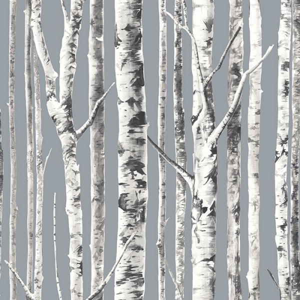 Design Wallcoverings Noir Birch-202383