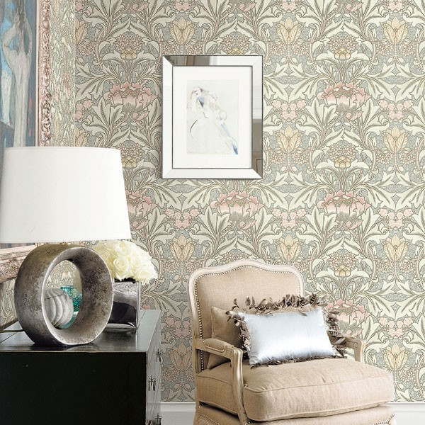 Design Wallcoverings O Hill-96179F