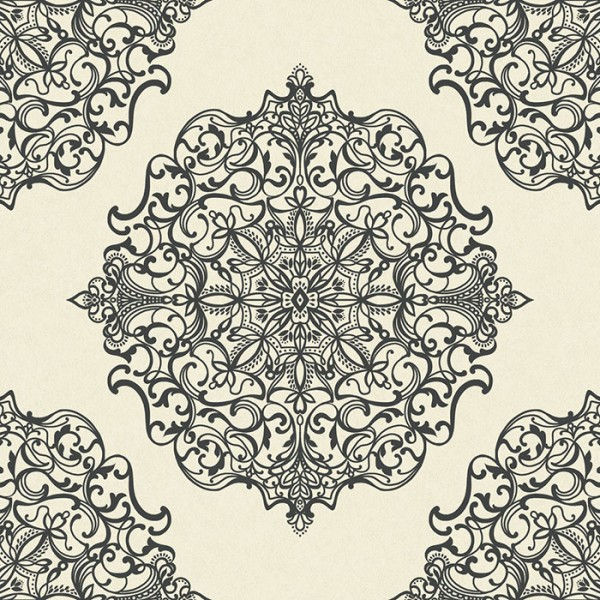 Oriental wallpaper Potton-229433