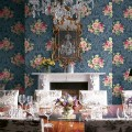 Floral wallpaper Hornsea-6785CB