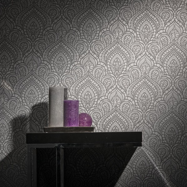 Textile wallpaper Tardual-181136