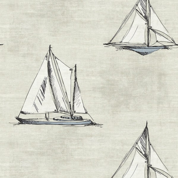 Nautical Wallpaper Austin-448503