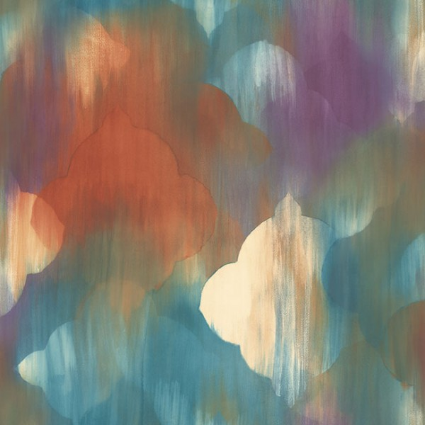Abstract wallpapers Rainbow Clover-194454