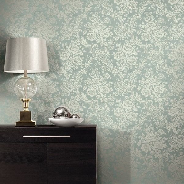 Floral wallpaper Mariam-CEB931