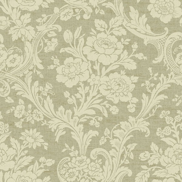 Floral wallpaper Mariam-B2387A