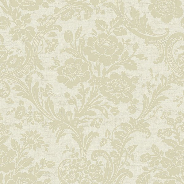 Floral wallpaper Mariam-D94FED