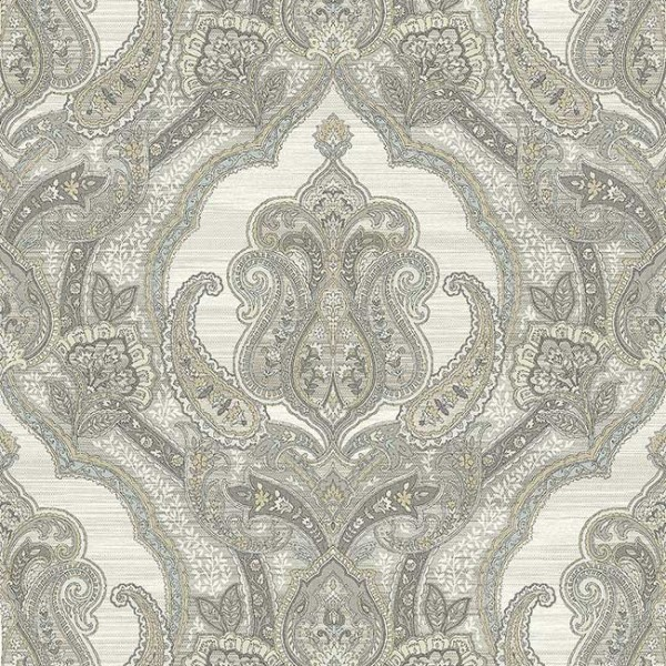 Oriental wallpaper Paisley-931041