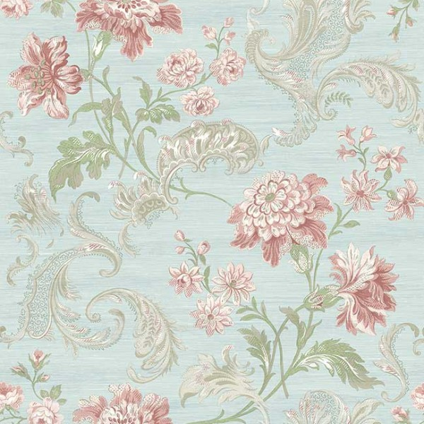 Floral wallpaper Chester-240265