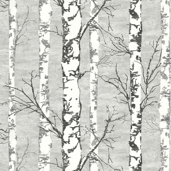 Design Wallcoverings Alaska Birch-256253