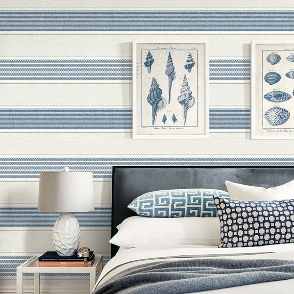Striped wallcoverings Brighouse-540571