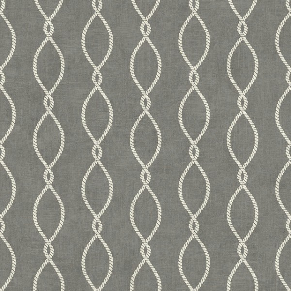 Nautical Wallpaper Rope Ogee-818001