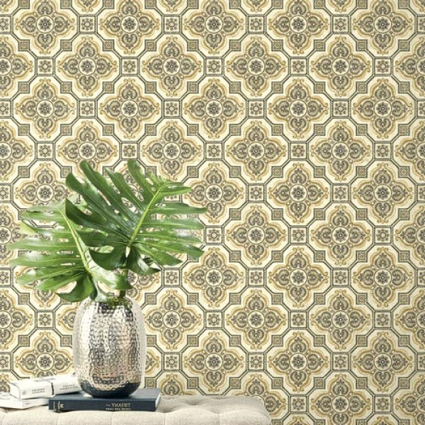 Oriental wallpaper Oriental Tile-346142