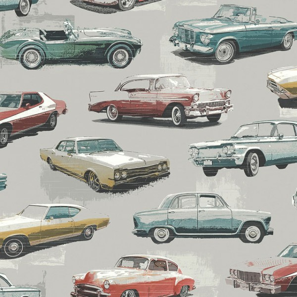 Design Wallcoverings Cars-124036