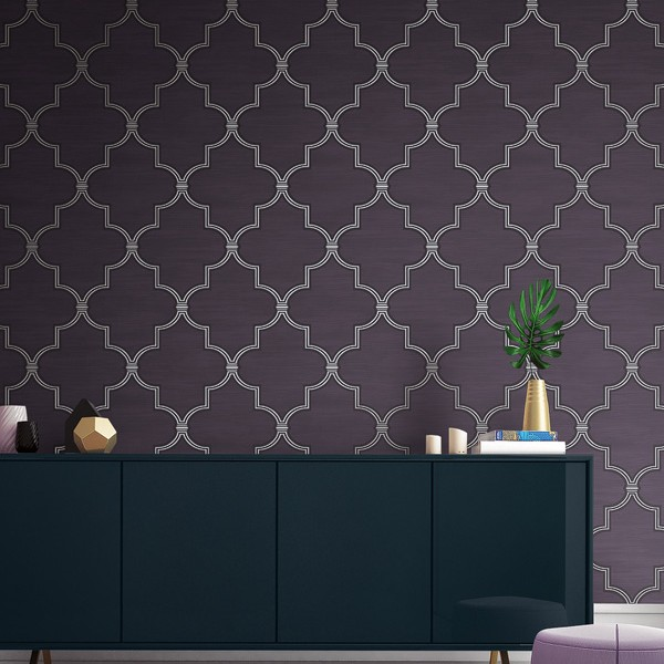 Classic wallpapers Moroccan Tile-952984