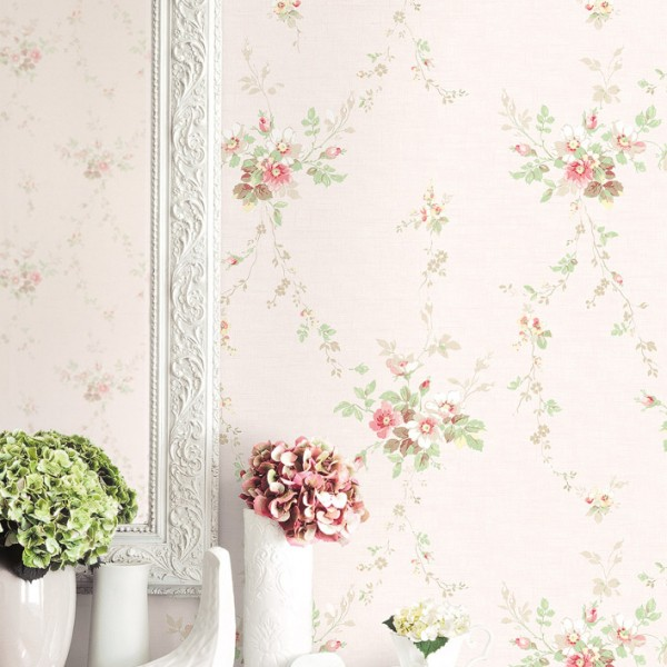 Rustic wallpapers Drapped Floral-101111