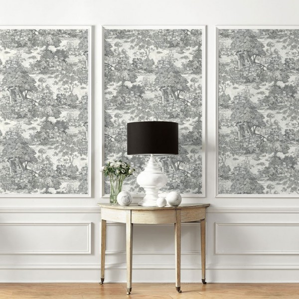 Design Wallcoverings Toile-784503