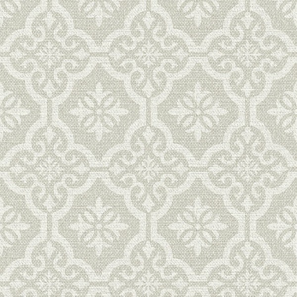 Moderne Tapeten Geometric on Weave-236161