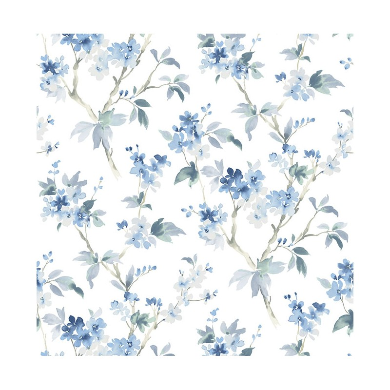 Floral wallpaper TPN-2098AB buy