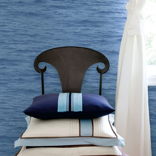 Nautical Wallpaper Sitka-187F12
