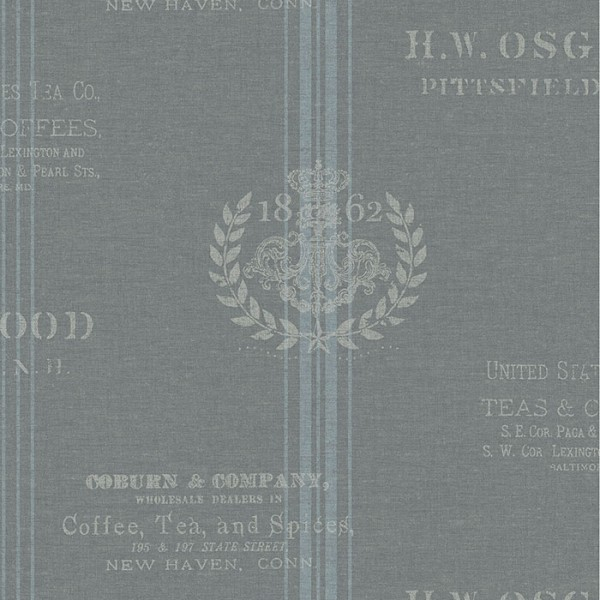 Nautical Wallpaper Coburn Company-9E6CCE