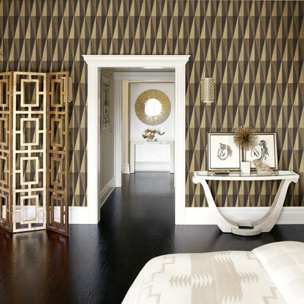 Geometric wallcoverings Newbury-8358