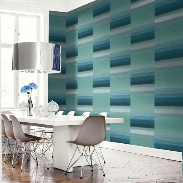 Striped wallcoverings Notting Hill-711975