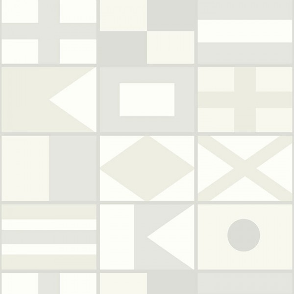 Geometric wallcoverings Fleura-288BA5