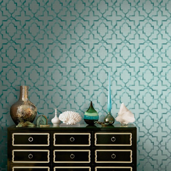 Geometric wallcoverings Jarrett-153858