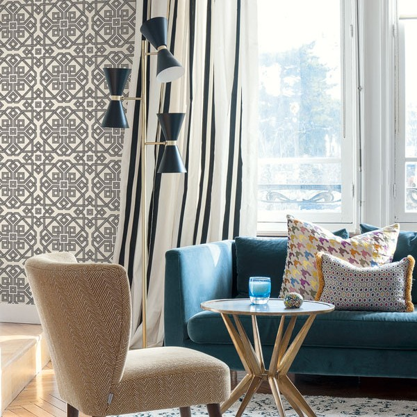 Geometric wallcoverings Lea-687781