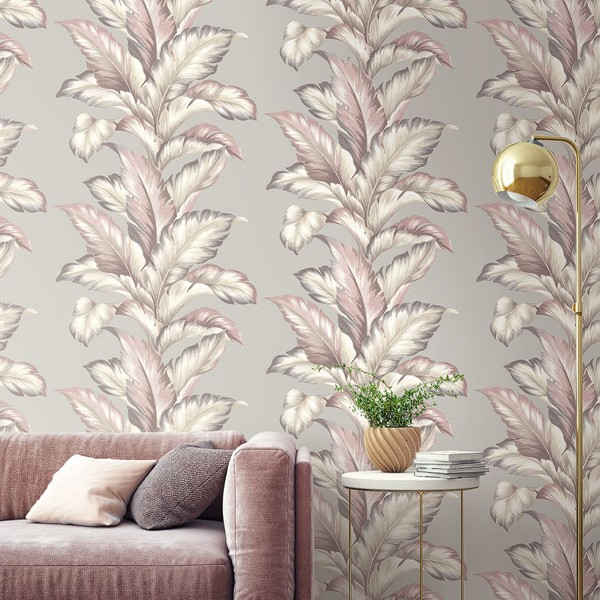 Floral wallpaper Giusta-126612