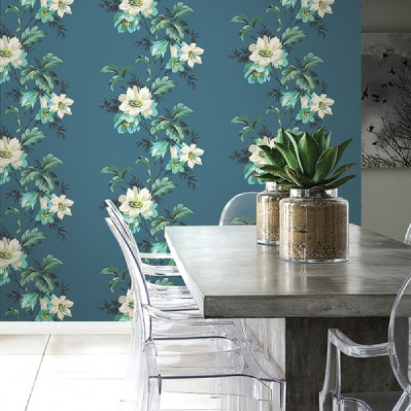 Floral wallpaper Fiore-876947