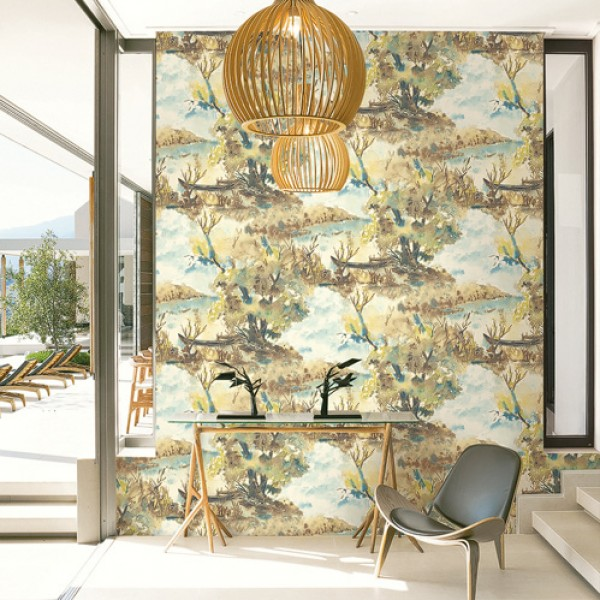 Aquarelle Wallpaper Kashto-322783