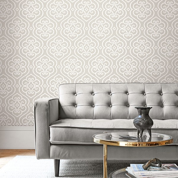 Oriental wallpaper Binra-602538