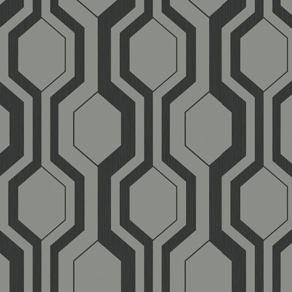 Geometric wallcoverings Santiago-945458