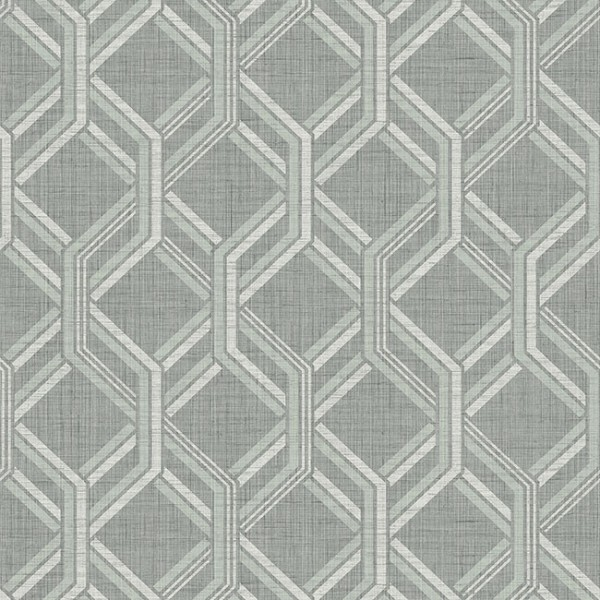 Geometric wallcoverings Dias-203148
