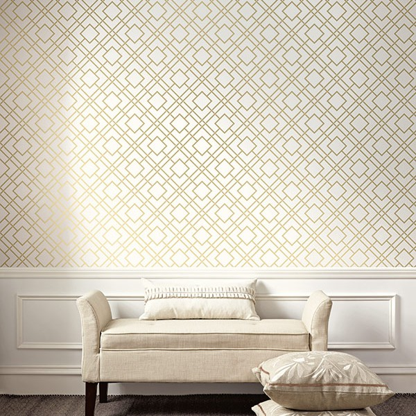 Geometric wallcoverings Labaris-911948