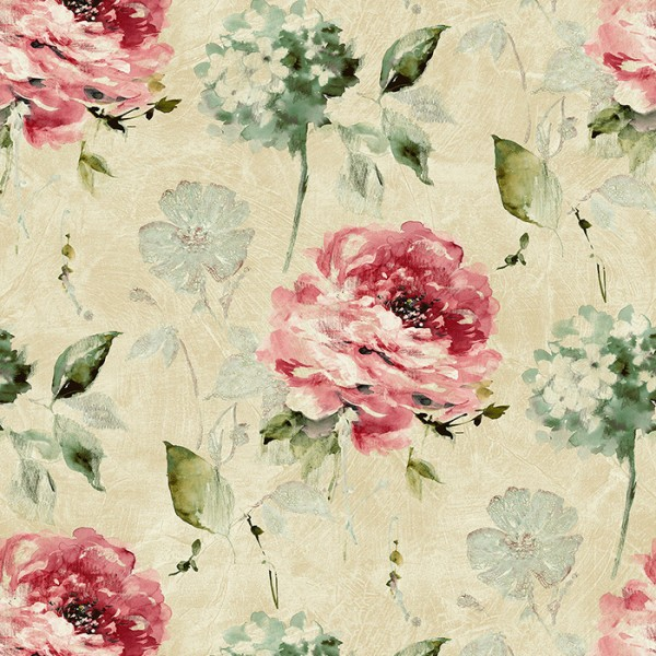 Floral wallpaper Corby-160084