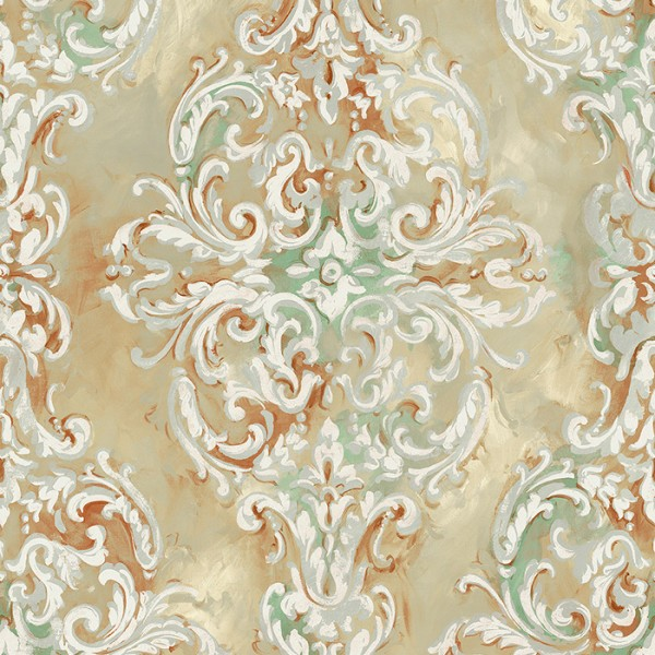 Baroque wallpaper Biloxi-227223