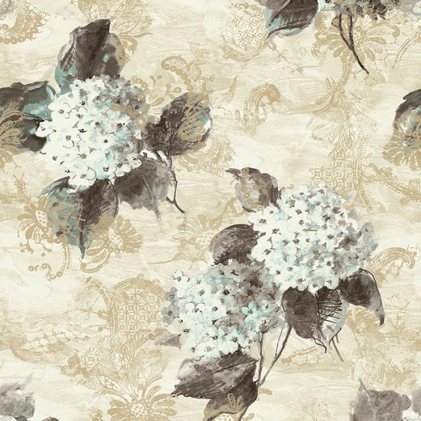 Floral wallpaper Horley-255716