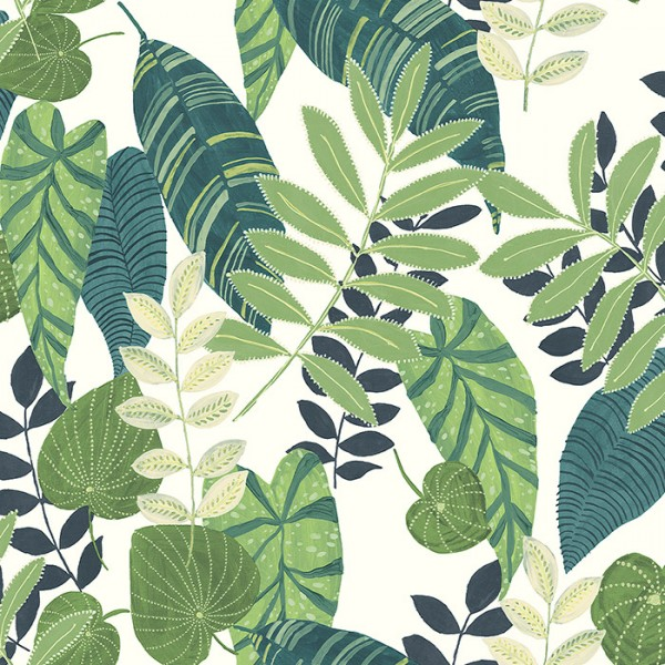 Floral wallpaper Tropicana-321306