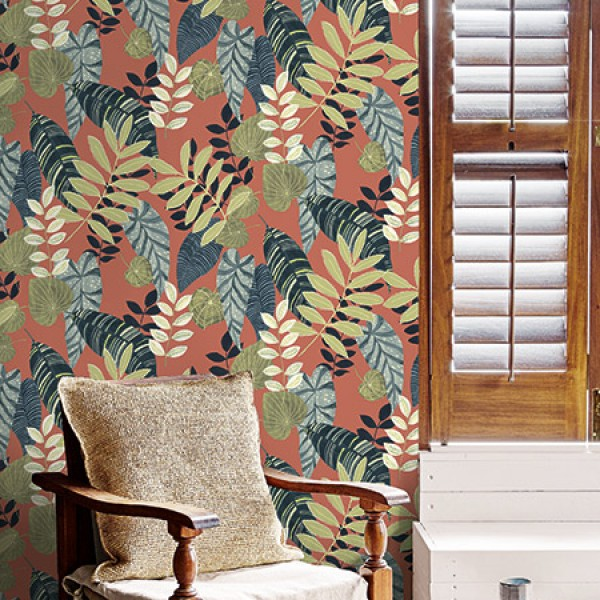 Floral wallpaper Tropicana-718618