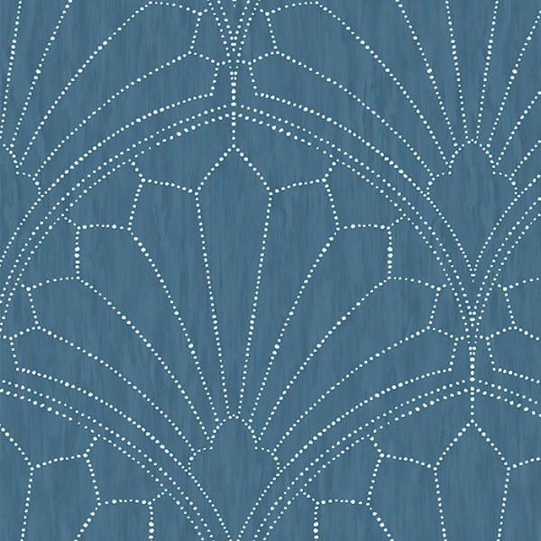 Oriental wallpaper Scallop-124940