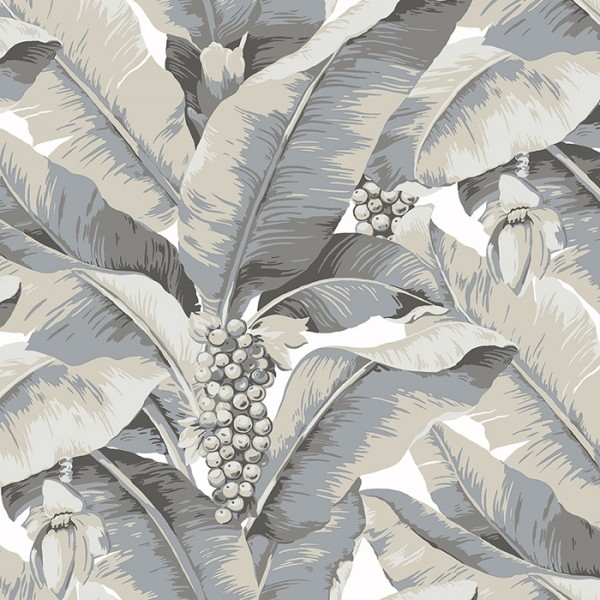 Floral wallpaper Paradisio Palm-296552