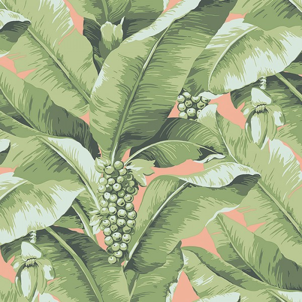 Floral wallpaper Paradisio Palm-296902