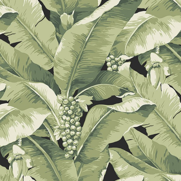 Floral wallpaper Paradisio Palm-312618