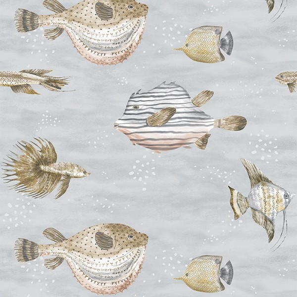 Nautical Wallpaper Oceanna-301062