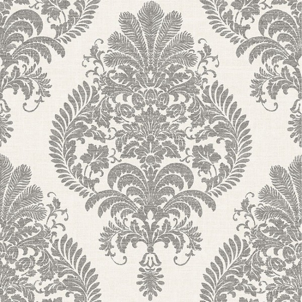 Classic wallpapers Linen Damask-139888